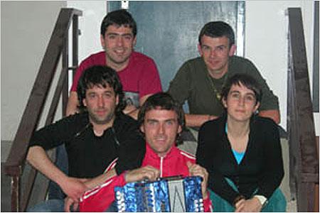 Laiotz taldea