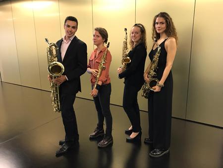 Lauburu Sax Quartet