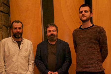 Marcelo Escrich-Silent Trio