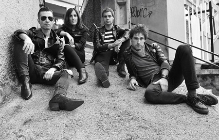 Grupo The Screaming Targets