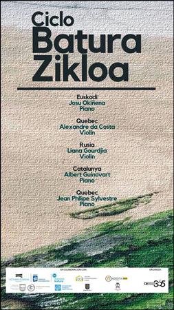 Cartel de Batura Zikloa 2020