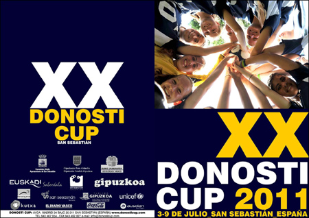 Donosti Cup Calendario Partidos.Hotel En San Sebastian Donosti Cup 2012