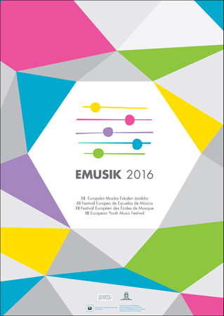 Emusik 2016ren kartela