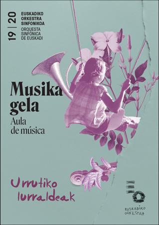 "Cartel del concierto ""Urrutiko Lurraldeak"""