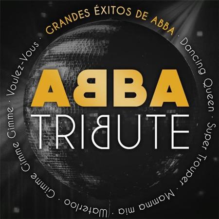 """Cartel del concierto """"ABBA Tribute"""" de Donostia 2020"""
