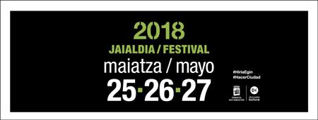 Cartel del Olatu Talka de Donostia 2018