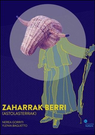 """""""Zaharrak Berri (Astolasterrak)"""" antzezlanaren kartela"""